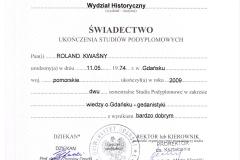 dyplom-ukonczenia-studiów-podyplomowych-wiedzy-o-Gdansku-GEDANISTYKA